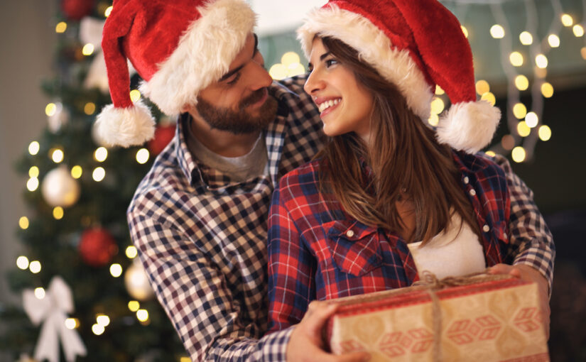 Make your Christmas Eve glittery with allset